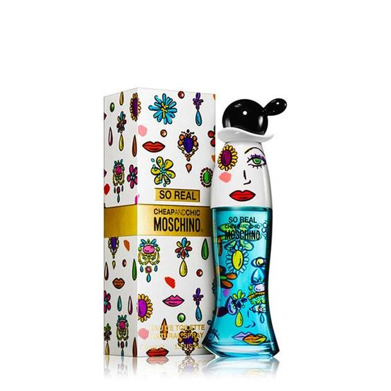 New From Moschino: Real Cheap & Chic Fragrance